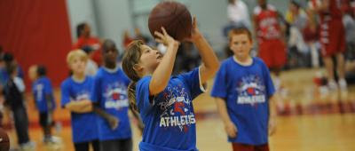 Community Youth Day - SVSU Free Basketball Clinic