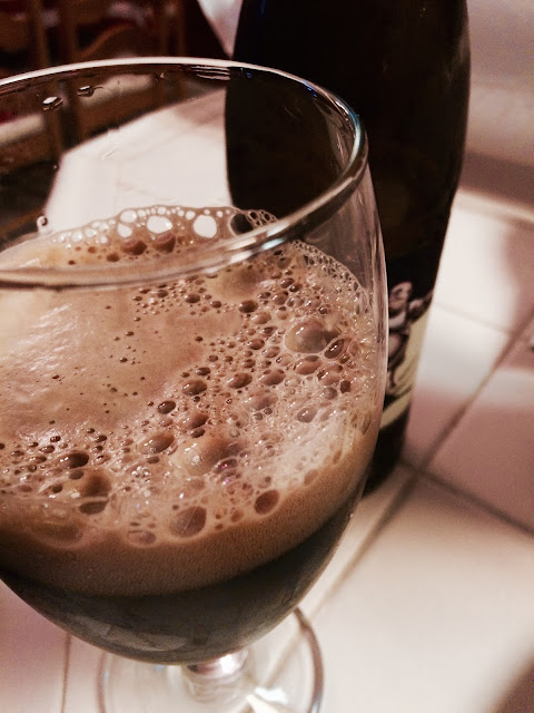 Hermitage Ale of the 2 Tun Imperial Stout 2