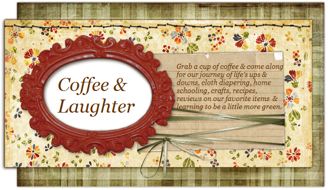 Coffee & Laughter with the Harris Family