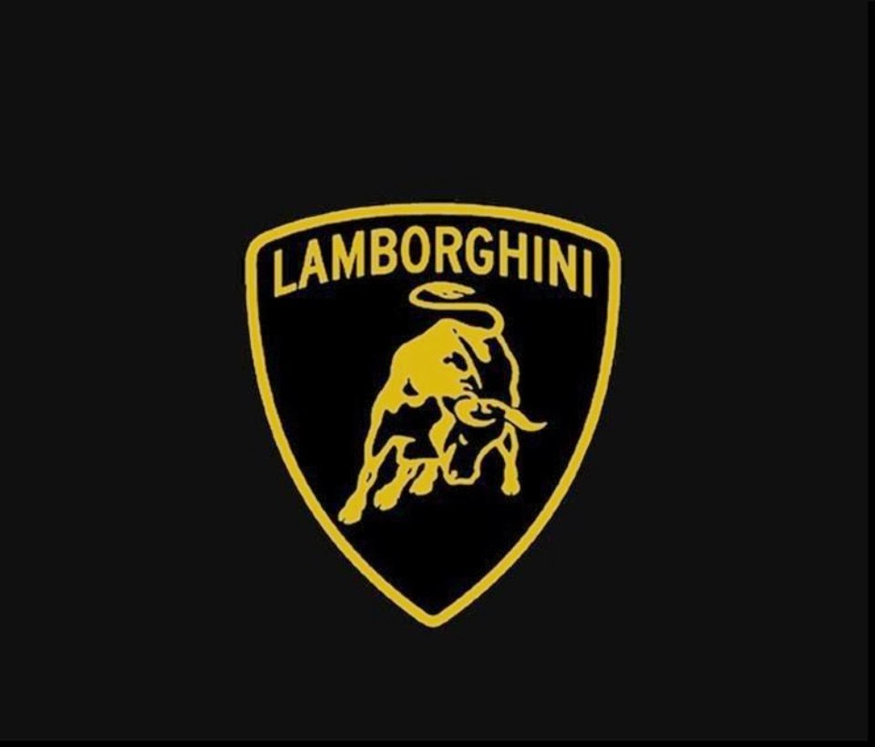 Lamborghini 3D Logo Photos