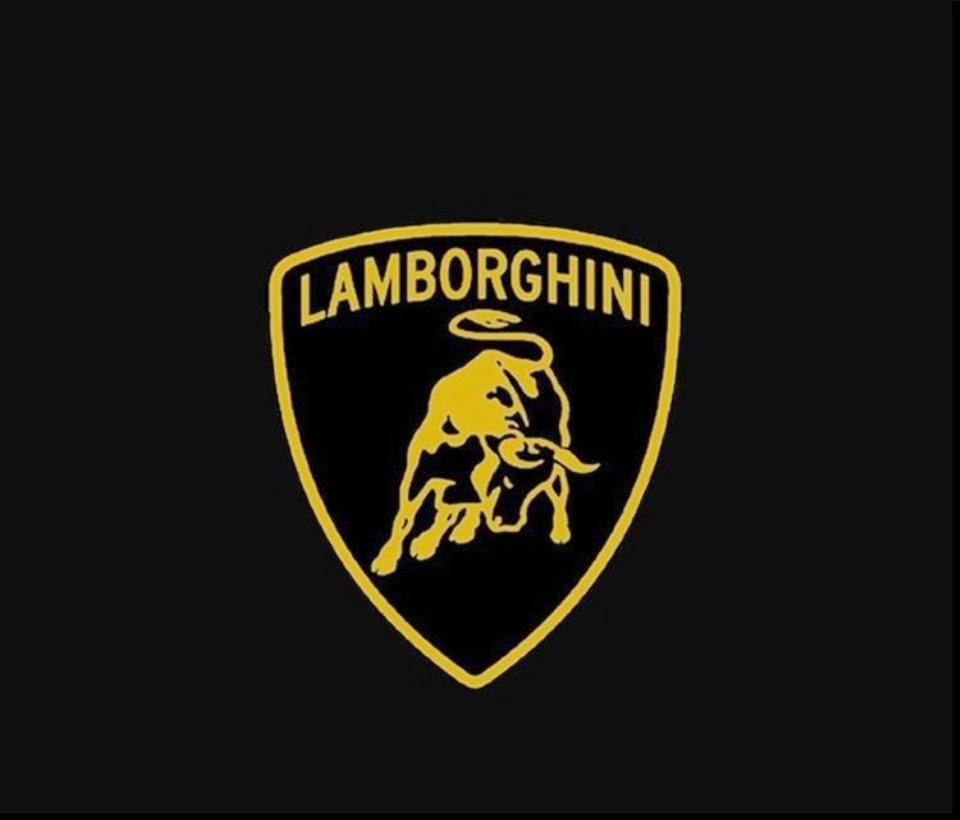Lamborghini logo wallpaper 3d