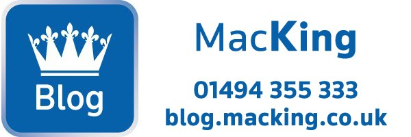 MacKing.co.uk Blog