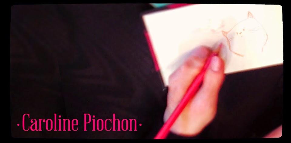 les gribouillons de Caroline Piochon