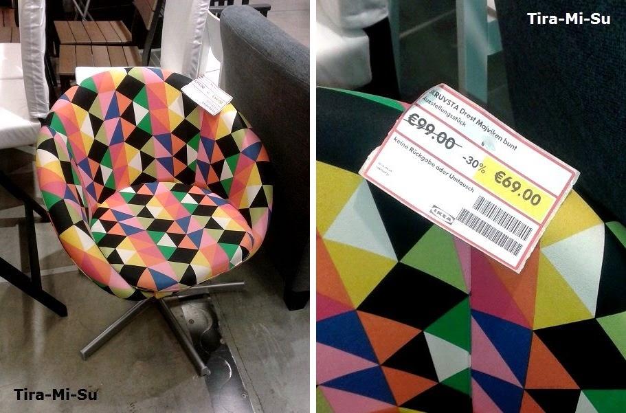 Drehstuhl ikea bunt  Blogworld of Tira-Mi-Su: KEJSARKRONA + CHALET Limited Edition bei IKEA