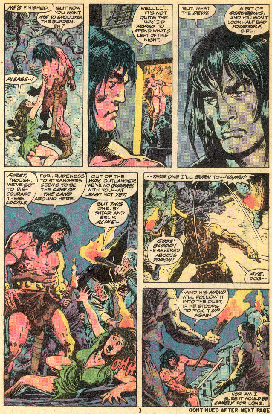 Conan the Barbarian (1970) Issue #41 #53 - English 4