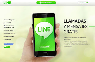 Line vs Whatsapp