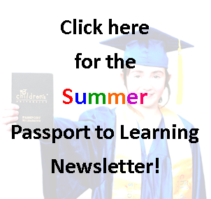 Summer Activity Newsletter