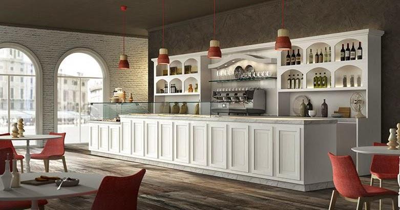 Degart arredamento progettazione bar ristoranti pub a for Arredamento bar vintage