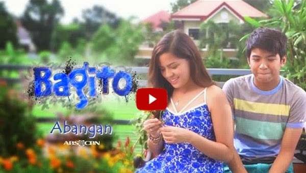 Bagito makes an impressive debut on tv