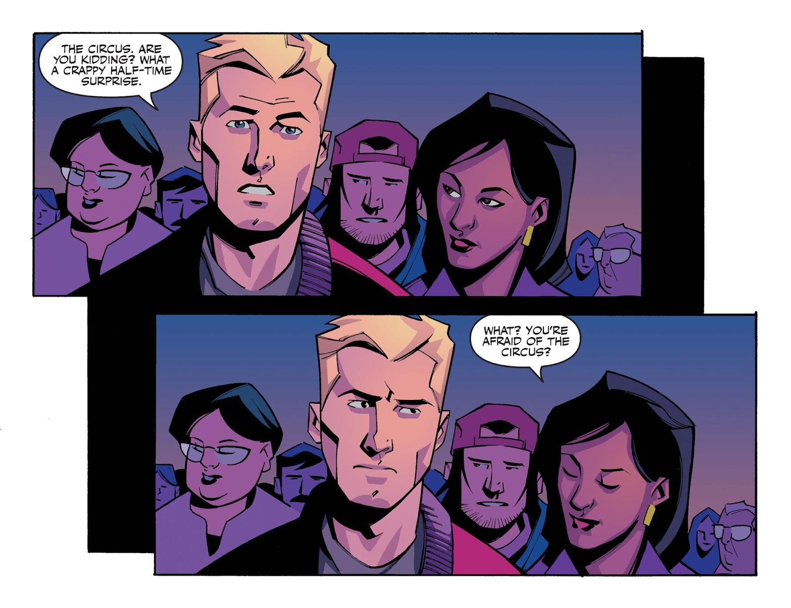 The Flash: Season Zero [I] Issue #6 #6 - English 20
