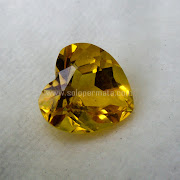 Batu Permata Yellow Citrine - SP1047