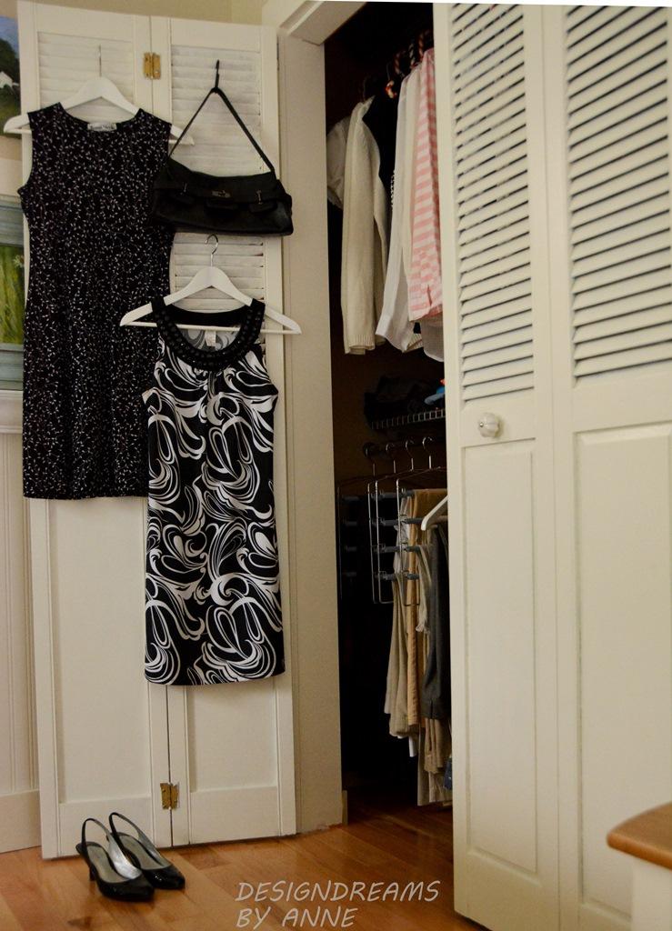 Designdreams by anne turning bi fold closet doors into french doors - French bifold closet doors ...