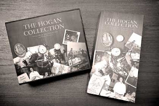 The Hogan Collection CDs and DVDs.