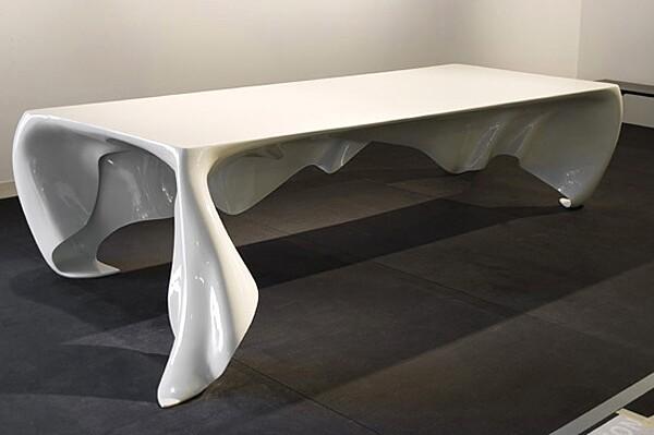 Phantom Table from Graft