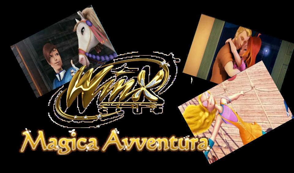 Winx Mágica Avventura
