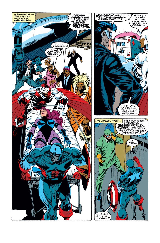 Captain America (1968) Issue #418 #367 - English 6