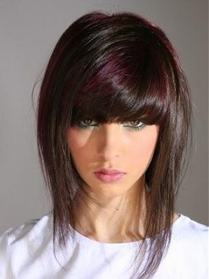 Trendy Medium Haircuts - New Hairstyles Srie