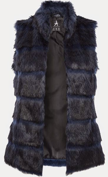 Primark online: chaleco fur