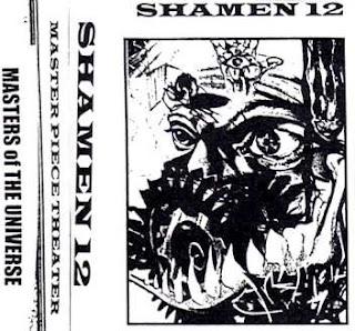 Shamen 12 – Master Piece Theater EP (Cassette) (1998) (VBR)