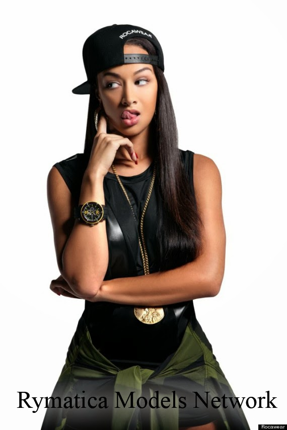 Draya Michele 2013 Rocawear Ad Campaign Fall/Holiday Photo Shoot ...