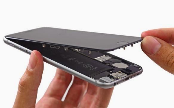 desarmando el iPhone 6