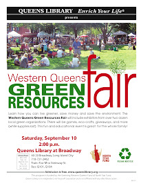 Western Queens Green Resources Fair