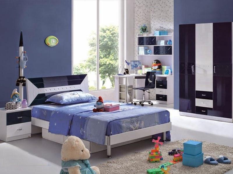 video desain interior kamar tidur anak laki laki desain