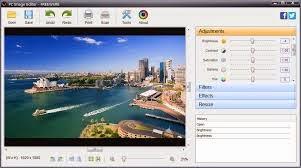 برنامج pc image editor 2014 لتعديل على الصور