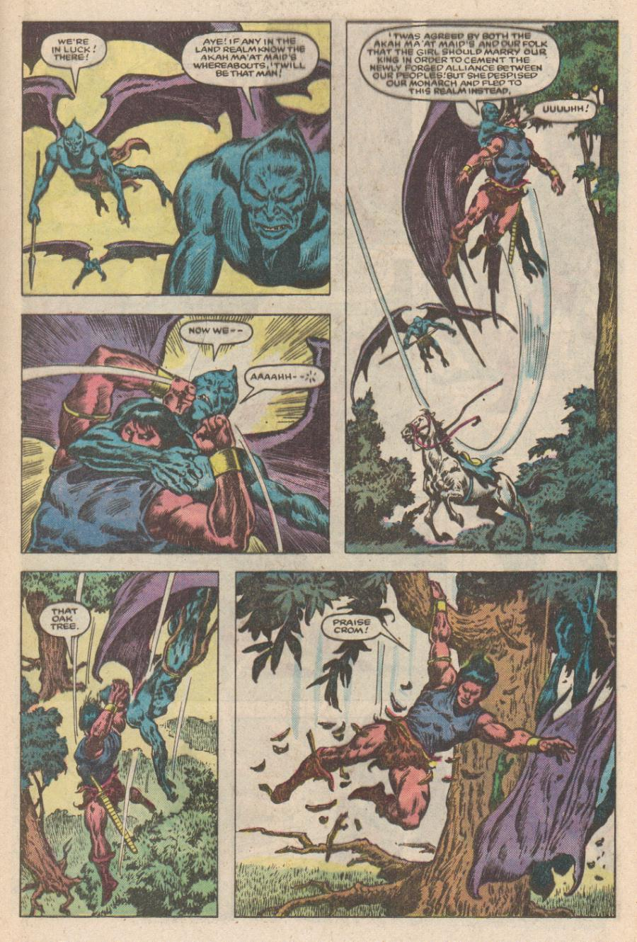 Conan the Barbarian (1970) Issue #168 #180 - English 12