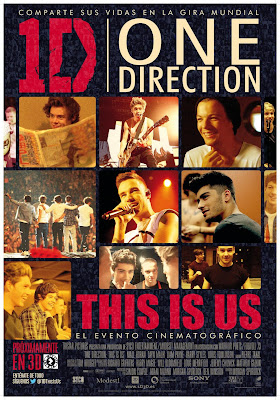 One Direction: This is Us Morgan Spurlock documental musical