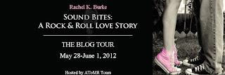 {Book Review} Sound Bites by @RachelKBurke