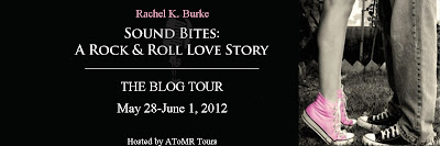 {Guest Post+G!veaway} Sound Bites by Rachel K. Burke