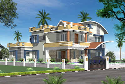 Modern Home Design Plans on Kerala Home Design   Architecture House Plans