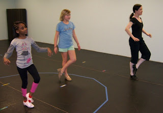charlotte dance classes for children