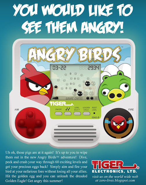 angry birds for any console
