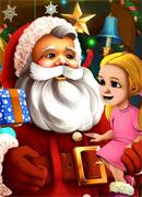 Тайна Деда Мороза - Онлайн игра для девочек