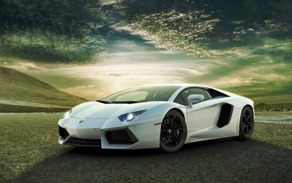 2014 Lamborghini Aventador Wallpapers