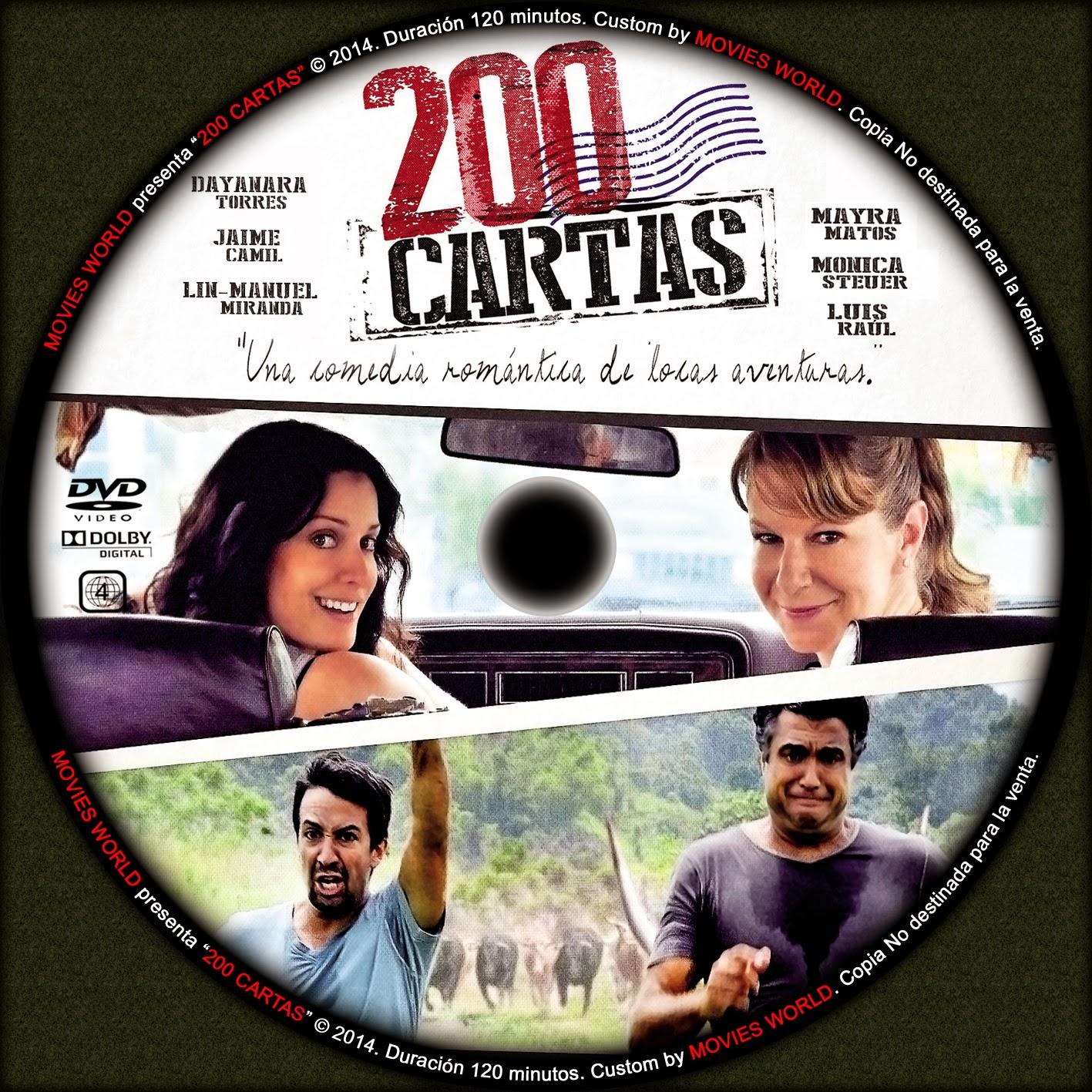 Movies World 200 Cartas Dvd