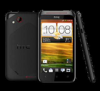 HTC Desire VC dengan Dual On CDMA-GSM