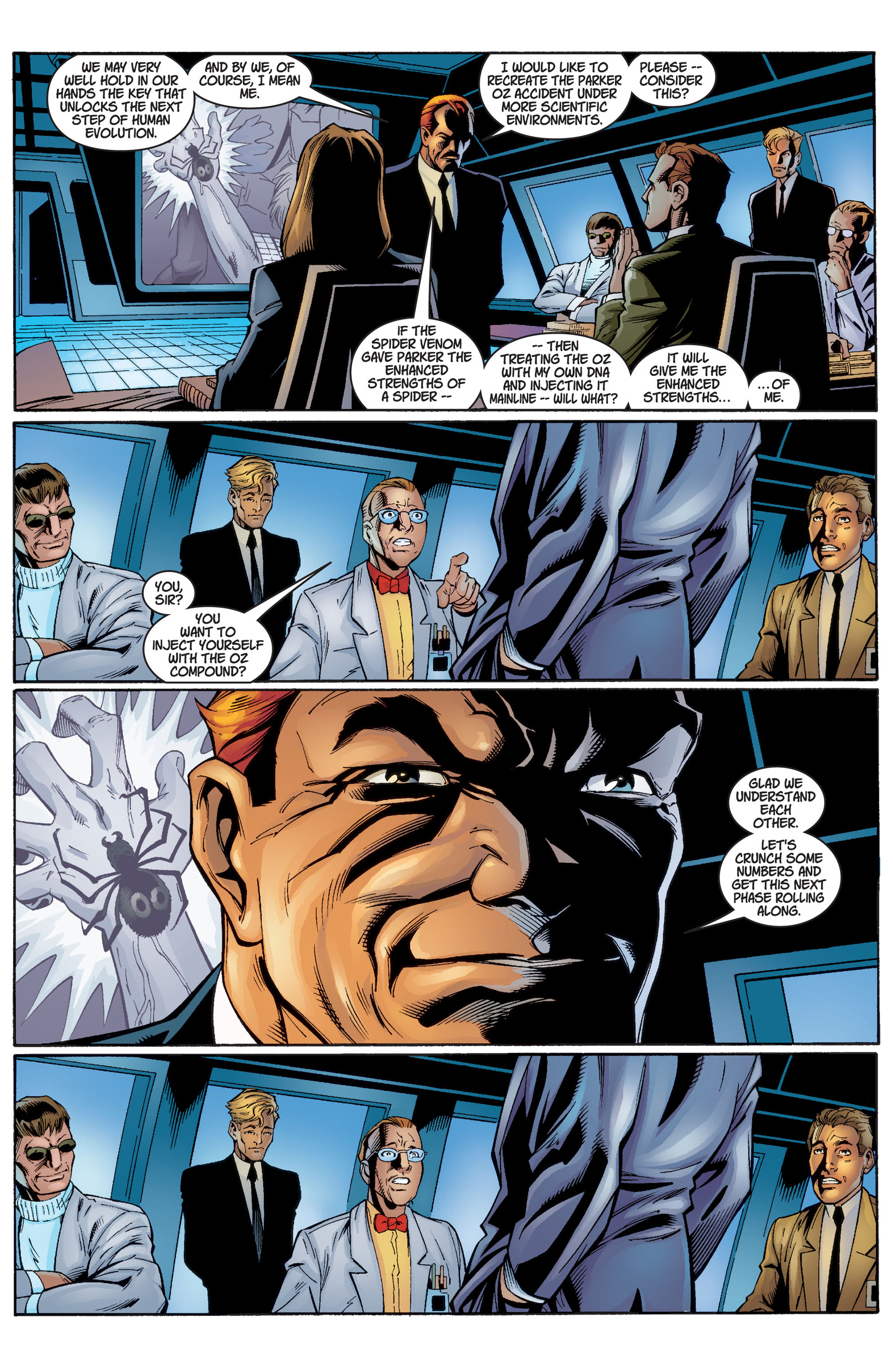 Ultimate Spider-Man (2000) Issue #3 #7 - English 4