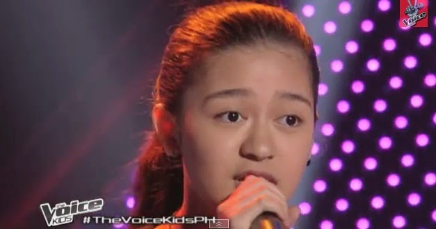 "Stacy Pineda sings ""Royals"" on 'The Voice Kids' Philippines"
