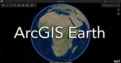 ArcGIS Earh