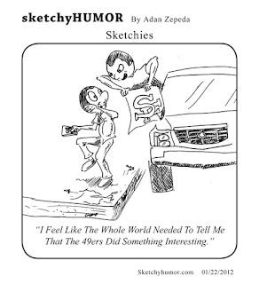 sketchy humor