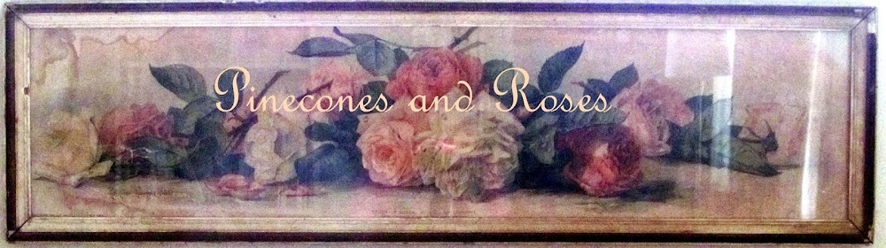 Pinecones and Roses