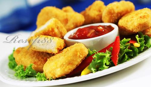 Chicken Nugget atau Ayam Nugget
