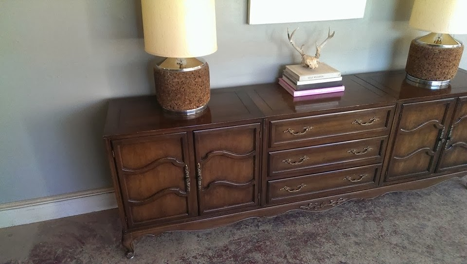 vintage ground extra long stunning vintage buffet media stand amazing as is or customize it. Black Bedroom Furniture Sets. Home Design Ideas