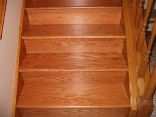 Escadas de Madeira Residencial