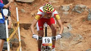 MOUNTAIN BIKE-Iñaki Lejarreta muere encima de una bici