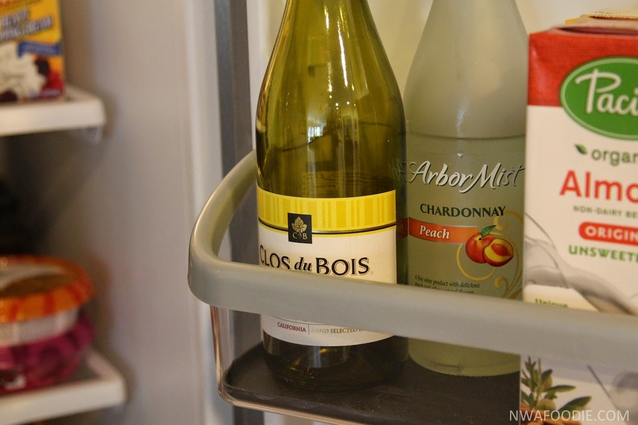 what to do with leftover white wine other than drink it (c)nwafoodie