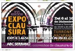 Expoclausura 2012